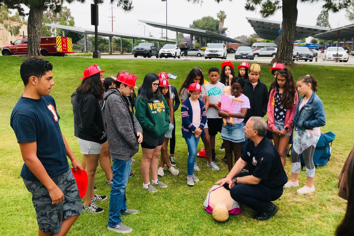On Thursday, June 20, 2019, the City of San Dimas hosted an open house at its recreation center.